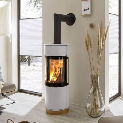 exempel fristaende kaminer spartherm passo xs style